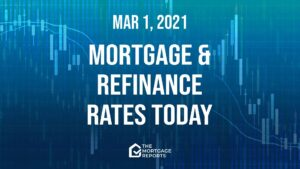 Mortgage And Refinance Rates Today, Mar. 1